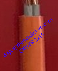 Cáp chống cháy cadivi CXV/FR 2x16