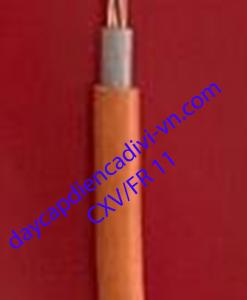 Cáp chống cháy cadivi CXV/FR 11